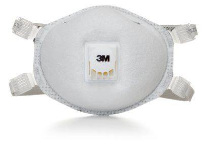 Respirador para Soldadura N95 con Sello Facial y Alivio de Vapores Orgánicos