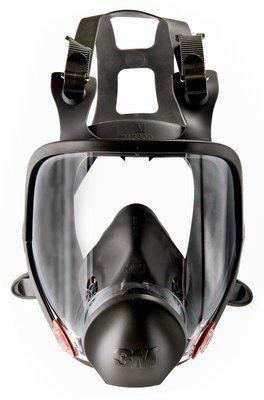 3M™ Respirador Pieza Facial Completa Serie 6000