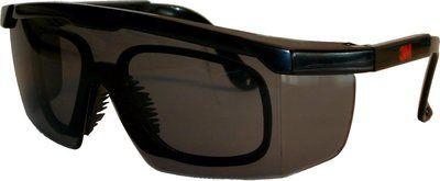 a632de1b28 3M™ Gafas de Protección IJ-0204-2, Lentes Claros Antiempañante, Marco Negro