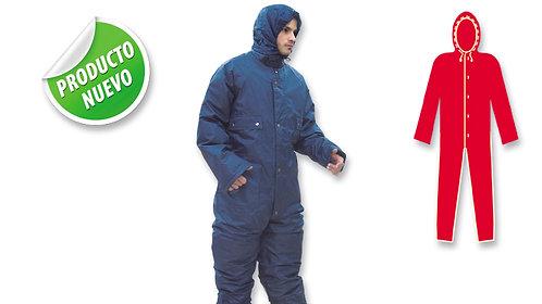 Overol térmico impermeable para cuartos fríos – en Nylon