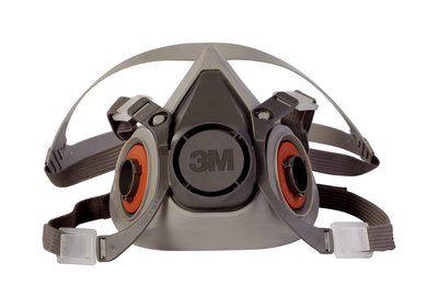 3M™ Respiradores de Media Pieza Facial Serie 6000