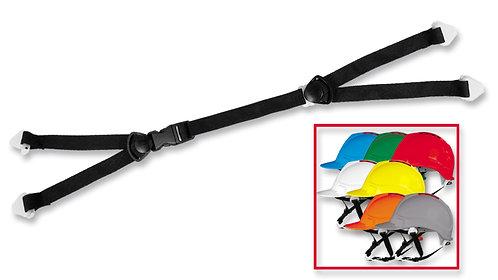 Barbuquejo de 4 apoyos, Repuesto para cascos Refs. 11888705 /06/07/08/09/11/12