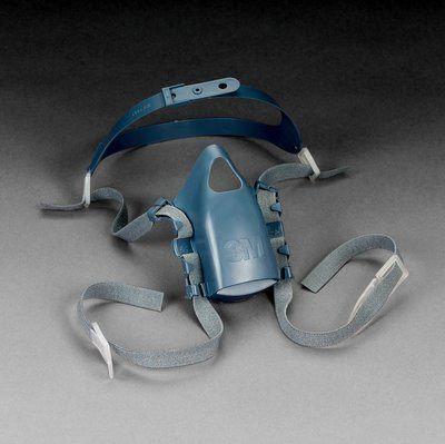 3M™ Arnés 7581 Para Respiradores de Media Pieza facial Serie 7500
