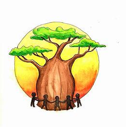 Logo design uk nottingham illustrator illustration artist for hire charity south africa future foundations