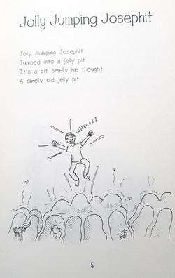 Inside Illustration traditional media childrens book short stories nonsense poetry