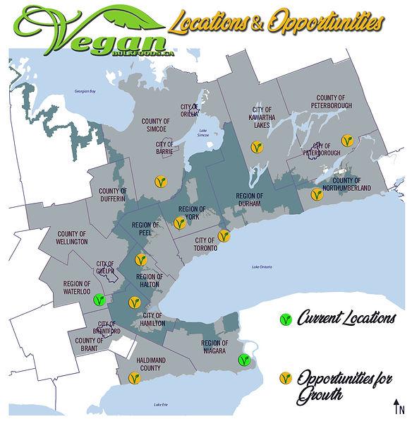 Vegan Bulk Foods Locations & Opportunities