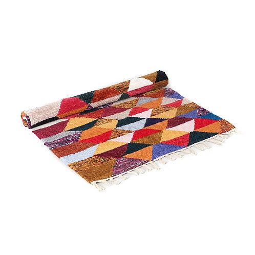 Recycled Sari Floormats