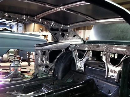 hayesgarage classic car restoration melbourne