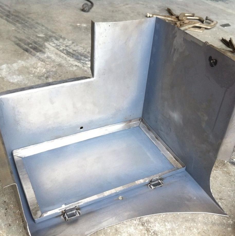 old battery tray ghibli maserati