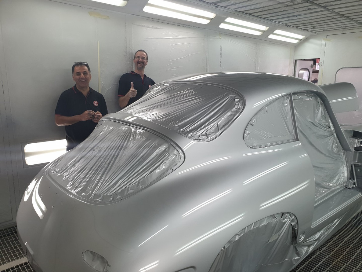 Aim Vehicle Solutions did an amazing paint job!