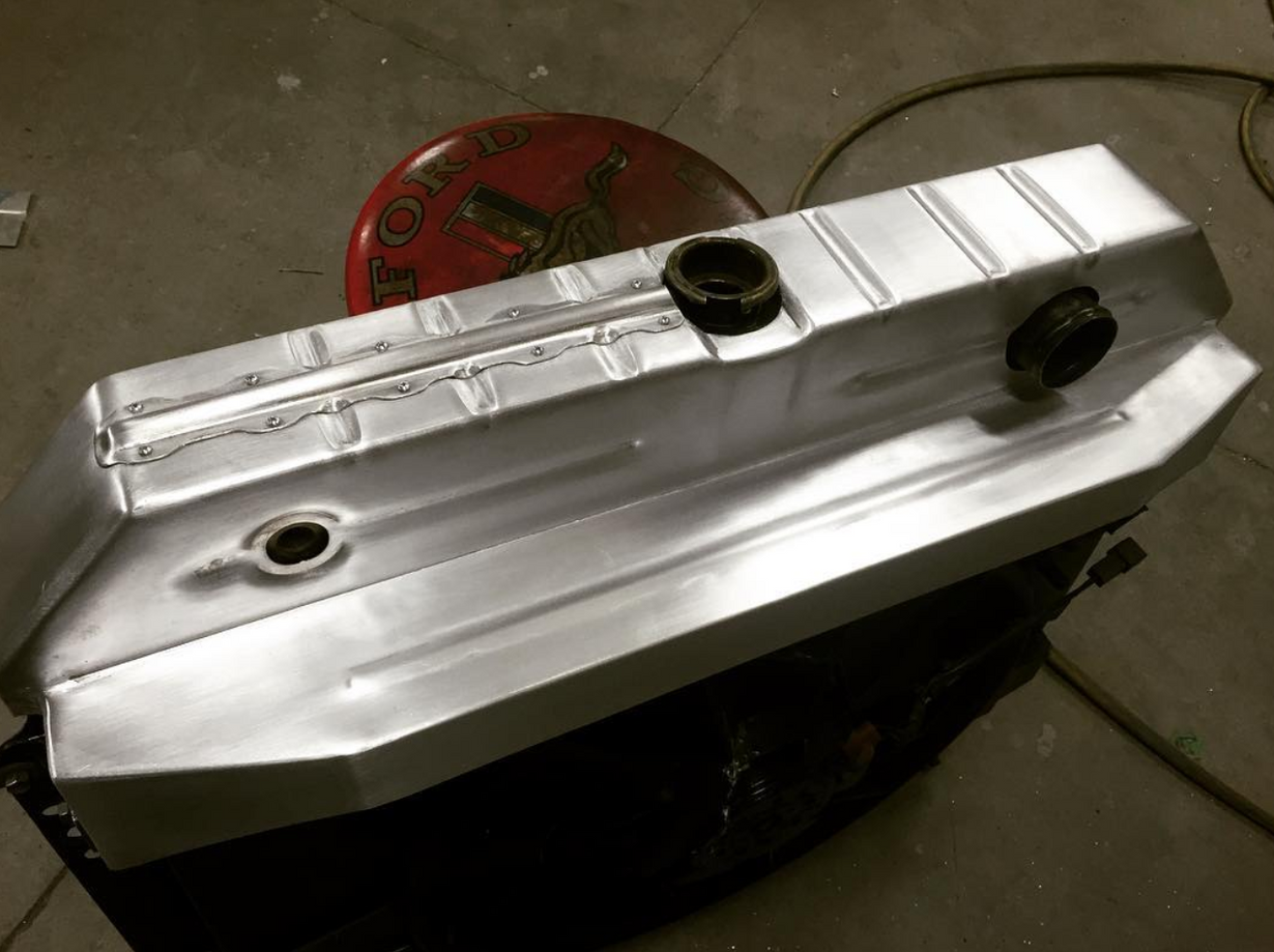 alloy radiator cover