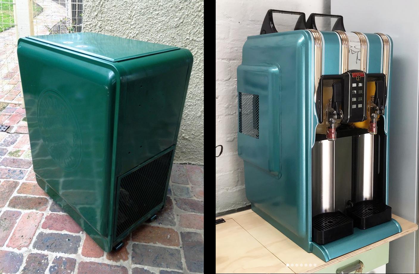 Custom drink dispenser