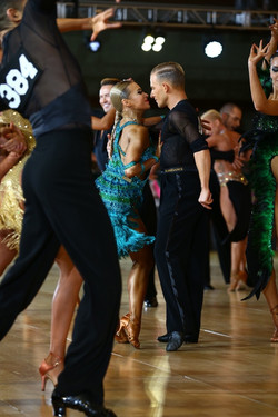 Baltimore Dancesport Pro Show