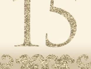 Sweet Fifteen!