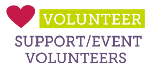 The Gift of Giving- Event Volunteers
