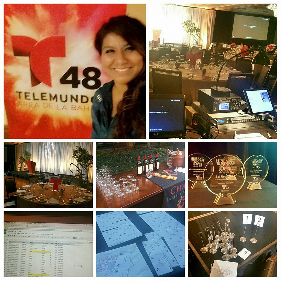 Telemundo48 Hispanic Business Salute