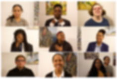 Portraits of Teenagers from the Combo Collective Company