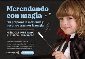 MERENDANDO CON MAGIA