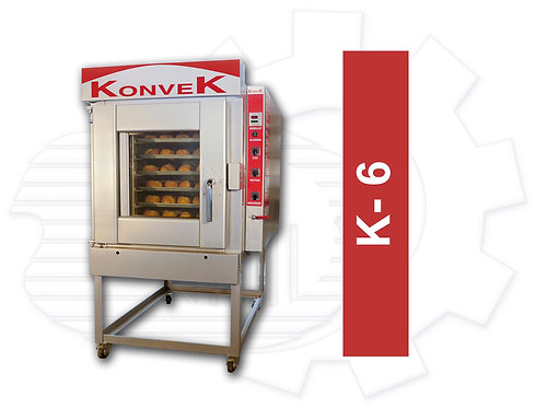Horno KONVEK K-6