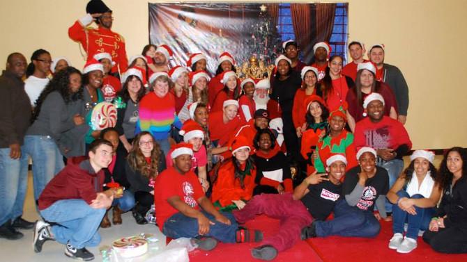 MAS Development Group sponsors Winterfest 2013, 1,000 TOY GIVEAWAY to children from Elizabeth!