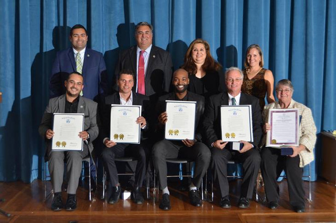 Elizabeth Community Leaders Honored at Snyder Academy Awards