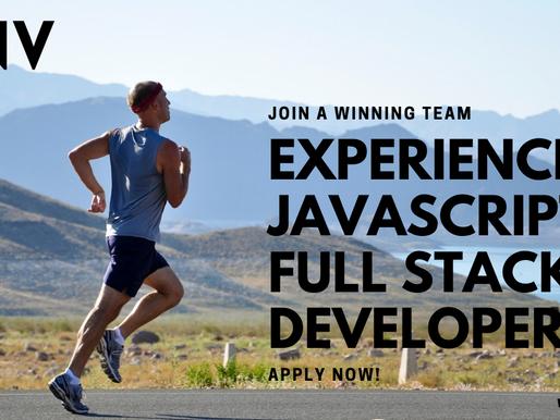 Experienced JavaScript Full Stack Developer