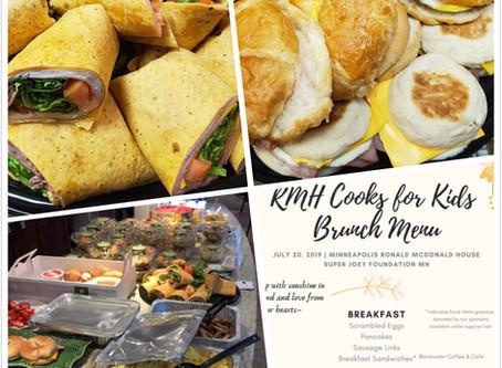RMH Cooks for Kids Brunch