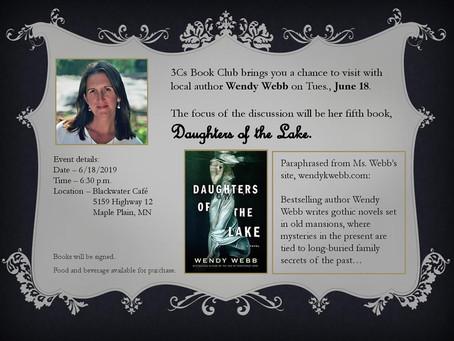 Book Club Event