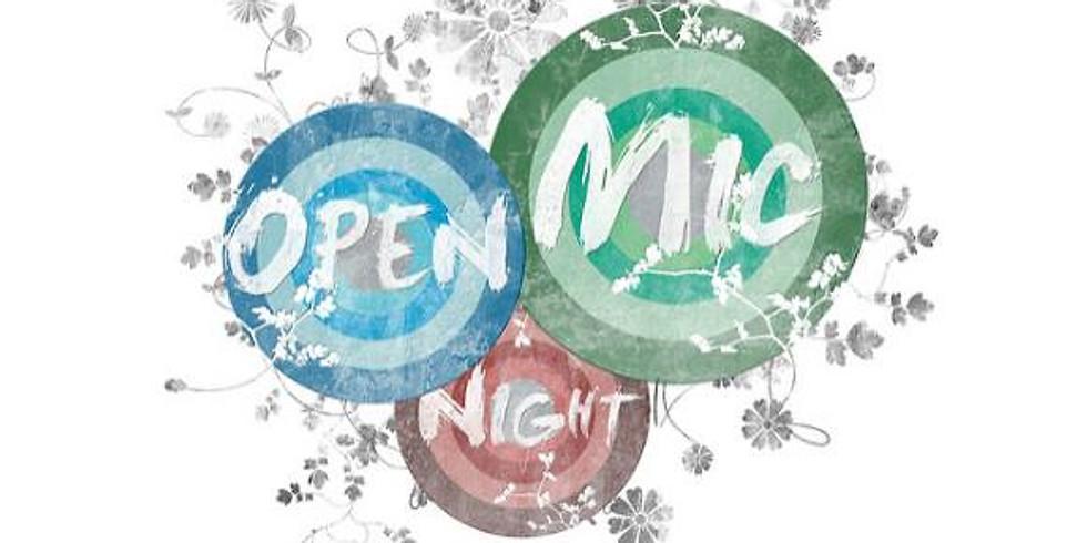 Open Mic Night! (1)