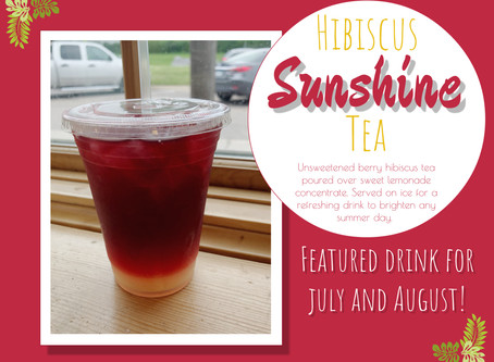 Hibiscus Sunshine Tea