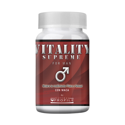 Vitality Supreme for Man