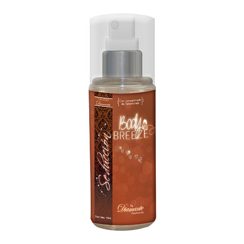 Fragancia Con Feromonas Body Breeze 150ml Seduccion (Melon-Sandia)