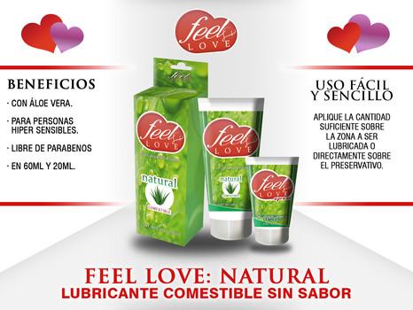 Fichas Tecnicas Productos Feel Love Natu