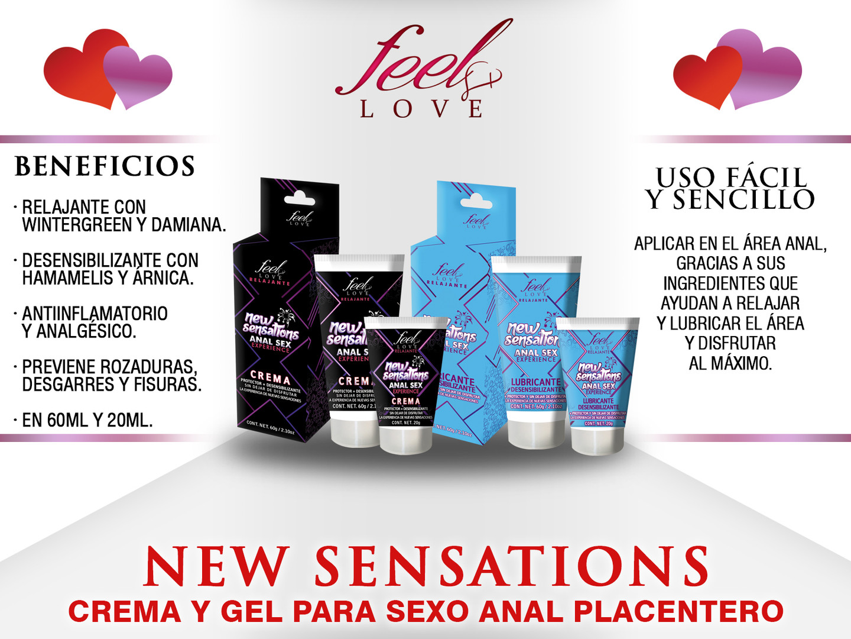 Fichas Tecnicas Productos New Sensations