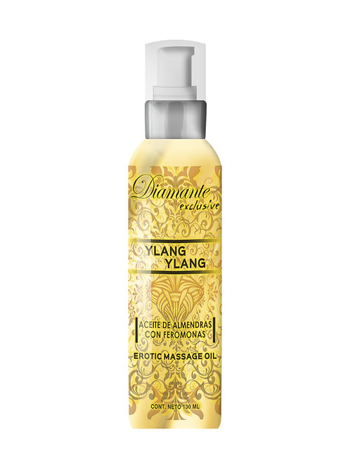 Aceite de Almendras con Feromonas: Ylang Ylang 130ml