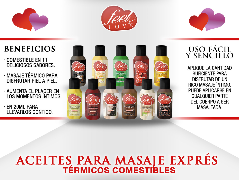 Fichas Tecnicas Productos Feel Love Acei