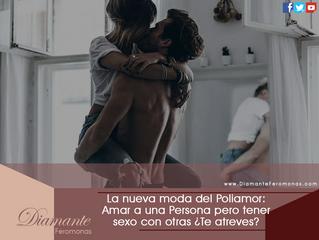 La nueva moda del Poliamor: Amar a una Persona pero tener sexo con otras ¿Te atreves? mira: