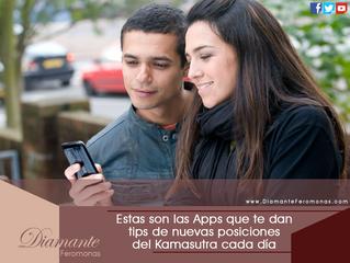 Estas son las Apps que te dan tips de nuevas posiciones del Kamasutra cada día, mira: