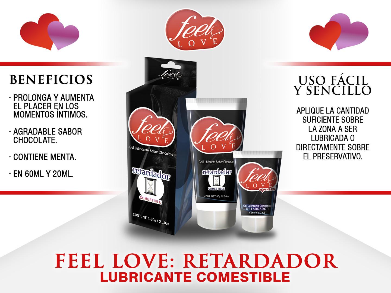 Fichas Tecnicas Productos Feel Love Reta