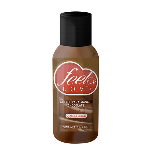 Aceite Térmico Feel Love 25ml CHOCOLATE
