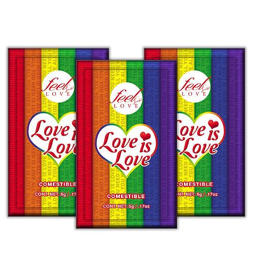 Love is Love 5ml (Lubricante / Comestible)