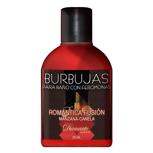 Feromonas en Burbujas para Bañarse o Lavarse las Manos: Manzana/Canela 250ml