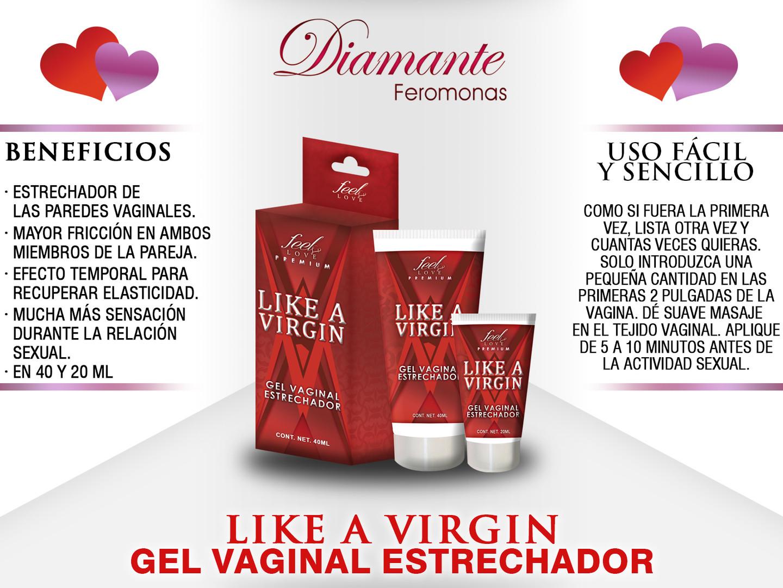 Fichas Tecnicas Productos Like a Virgin.