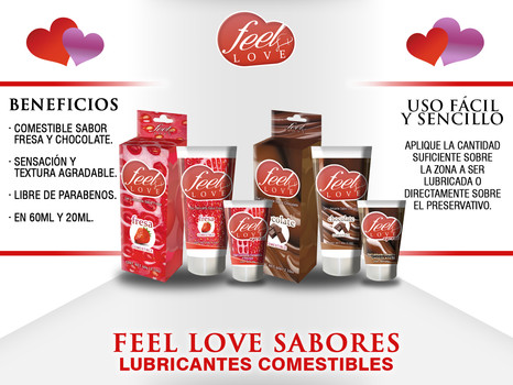 Fichas Tecnicas Productos Feel Love Fres