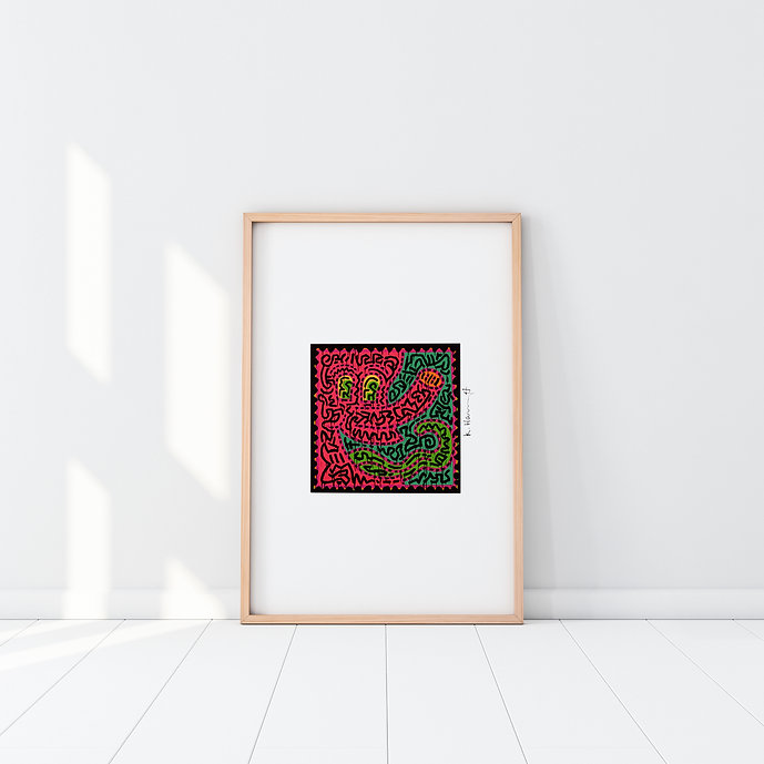keithharringtontoungueframed.jpg