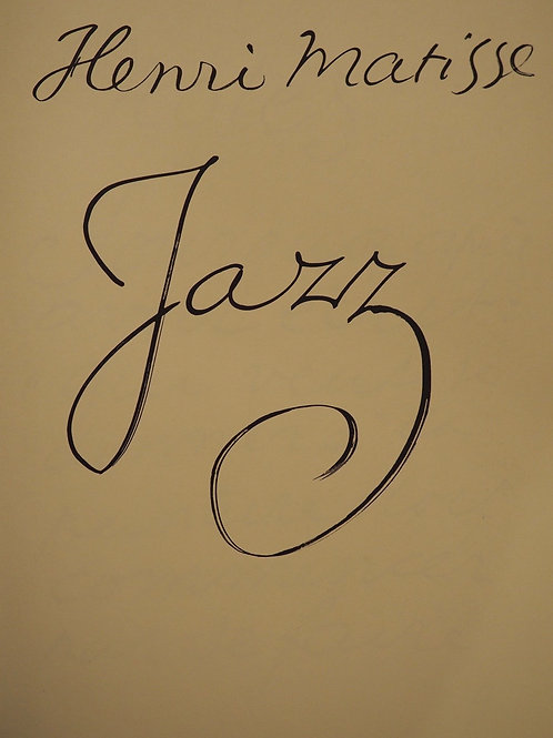 JAZZ title Page