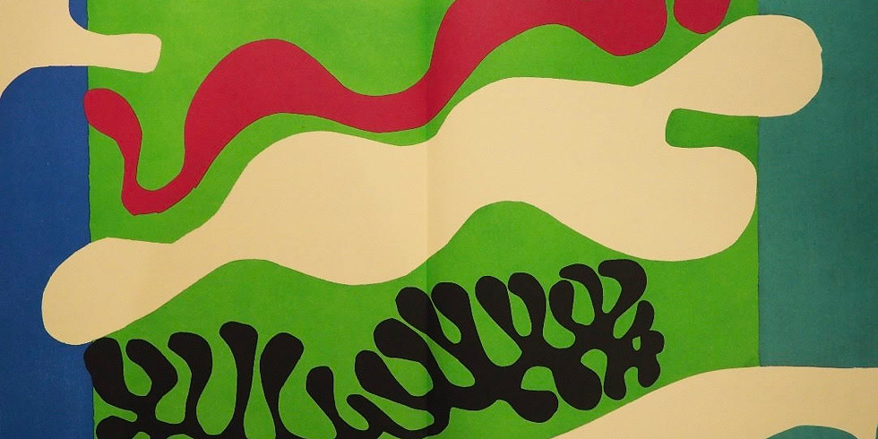 Jazz: The Magnus Opus of Henri Matisse