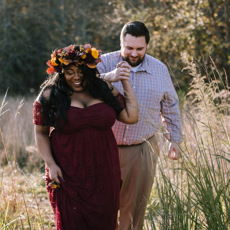 Fort Mill Charlotte Engagement Photographer Marvin-Efird Park Waxhaw Marvin NC