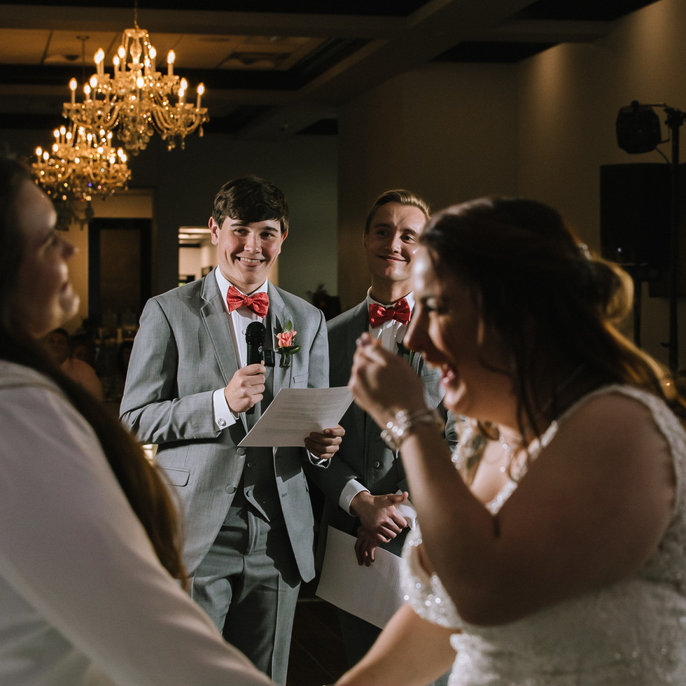 Charlotte Fort Mill Rock Hill LGBT LGBTQ Wedding Photographer Southern Charm Events