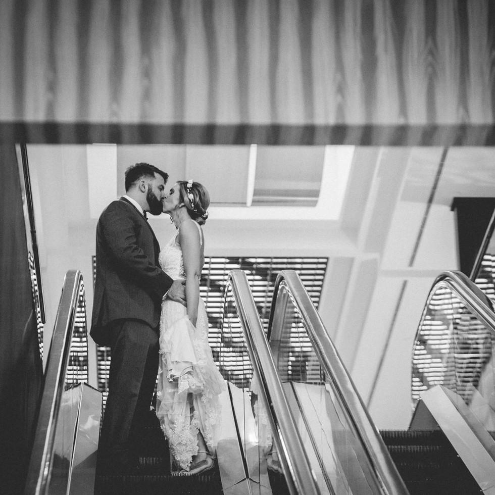 Charlotte Fort Mill Rock Hill Wedding Photographer Hilton Hotel University City